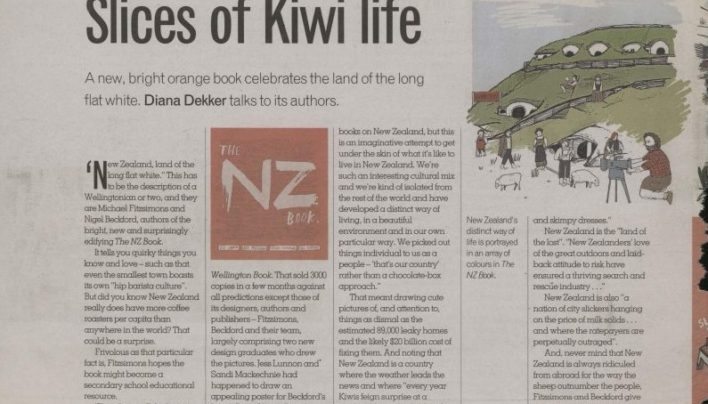 """Slices of Kiwi Life"", Your Weekend, June 22nd 2012"