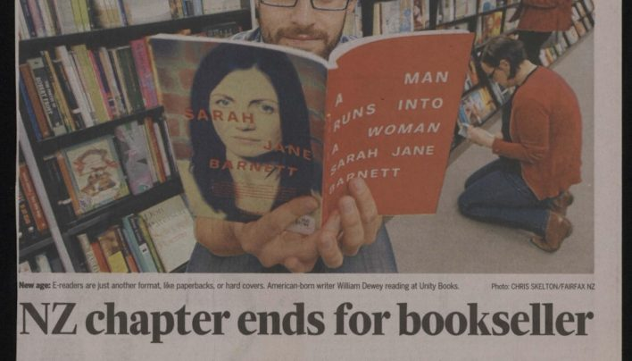 """NZ chapter ends for bookseller"", Dominion Post, 12th September 2012"
