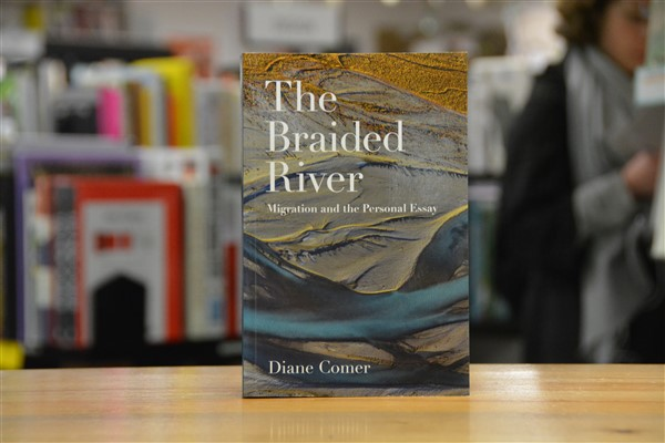 AFTERGLOW: The Braided River by Diane Comer