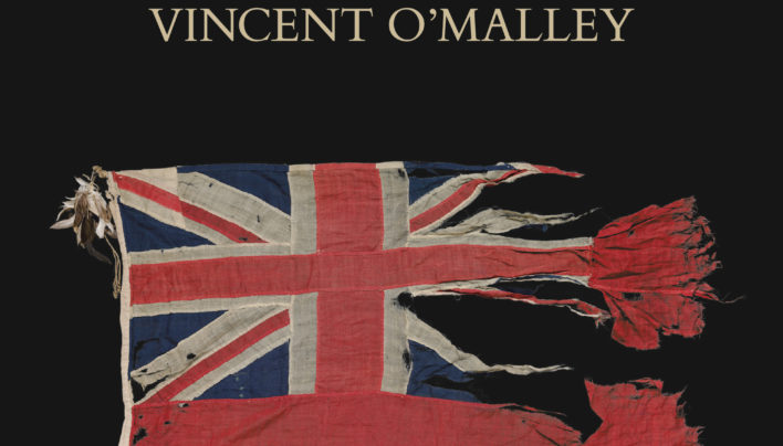 Lunchtime Event | The New Zealand Wars / Ngā Pakanga O Aotearoa by Vincent O'Malley | In-store Monday 20th May, 12-12:45pm