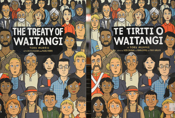 AFTERGLOW: Te Tiriti o Waitangi | The Treaty of Waitangi