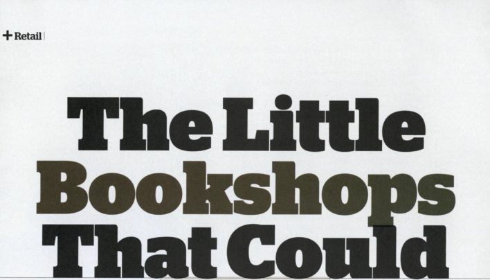 """The Little Bookshops That Could"", North & South, March 2008"