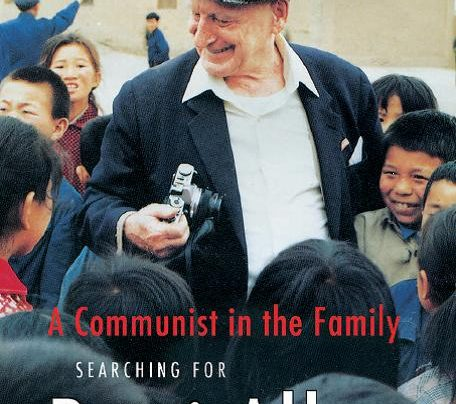 Launch | A Communist In The Family: Searching For Rewi Alley by Elspeth Sandys | 6-7:30pm Wednesday 24th July