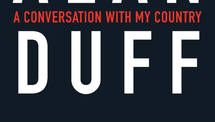 Lunchtime Event | A Conversation With My Country: Alan Duff | 12-12:45pm Wednesday 28th August