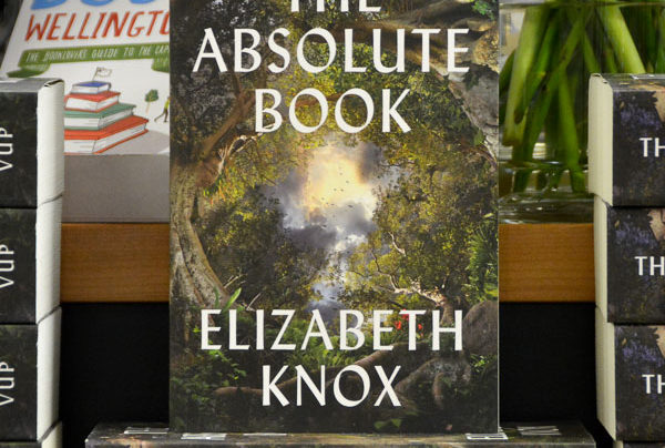 AFTERGLOW: Elizabeth Knox – The Absolute Book