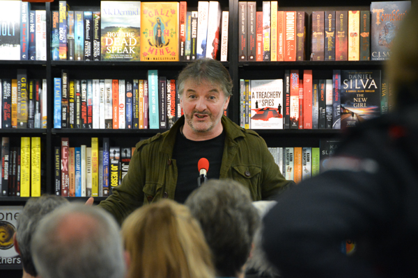 AFTERGLOW: John Connolly – A Book of Bones