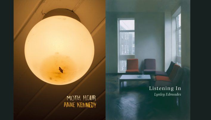 Double Launch | Moth Hour by Anne Kennedy & Listening In by Lynley Edmeades | 6-7:30pm Friday 27th September