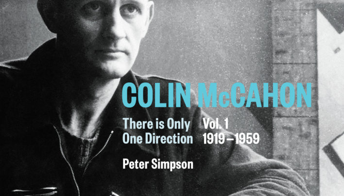 Lunchtime Author Event | Peter Simpson & Jill Trevelyan discuss Colin McCahon | 12-12:45pm Wednesday 30th October