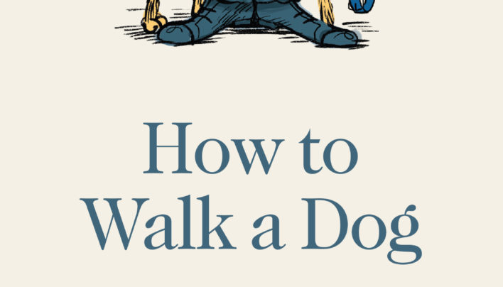 Lunchtime Author Event | Mike White: How to Walk a Dog | 12-12:45pm Friday 1st November