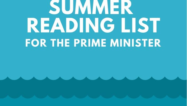 Event | NZIER presents Summer Reading List for the Prime Minister | 6-7:30pm Tuesday 3rd December